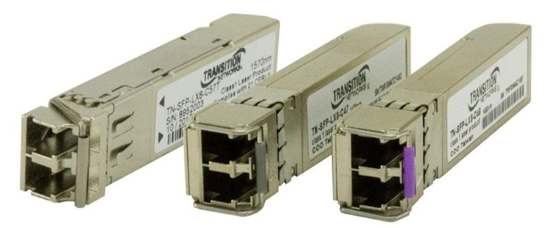 TN-SFP-LX8-Cxxx Series MSA Compatible CWDM SFP Modules
