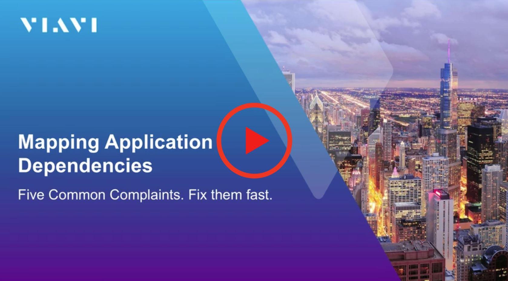 User Complaints AppDependencies